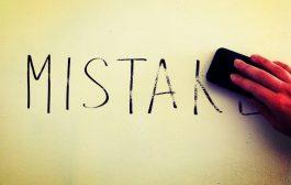راهکاری برای اشتباهات رایج ناخواسته روزمره