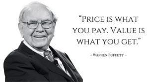 23 اصل موفقیت در کسب و کار از نگاه وارن بافت