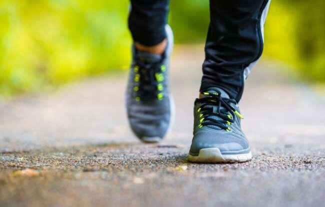پیاده روی و افسردگی