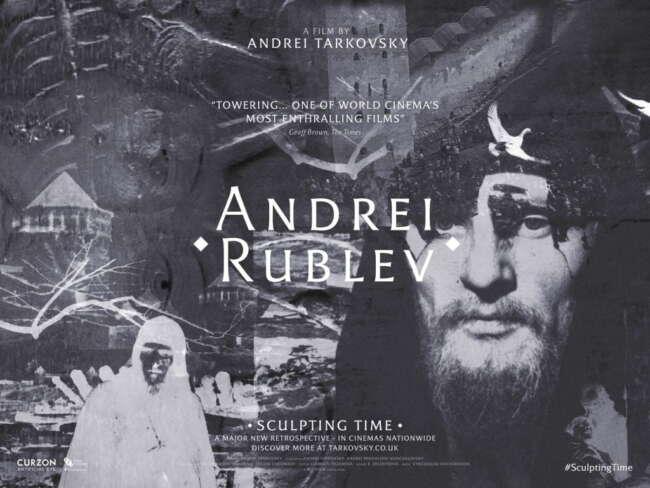 معرفی فیلم آندره روبلف ( Andrei rublev )