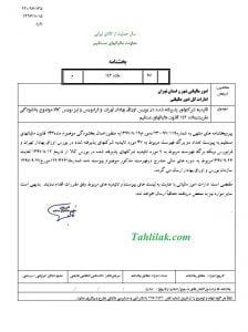 شرکتهای پذیرفته شده در بورس اوراق بهادار تهران