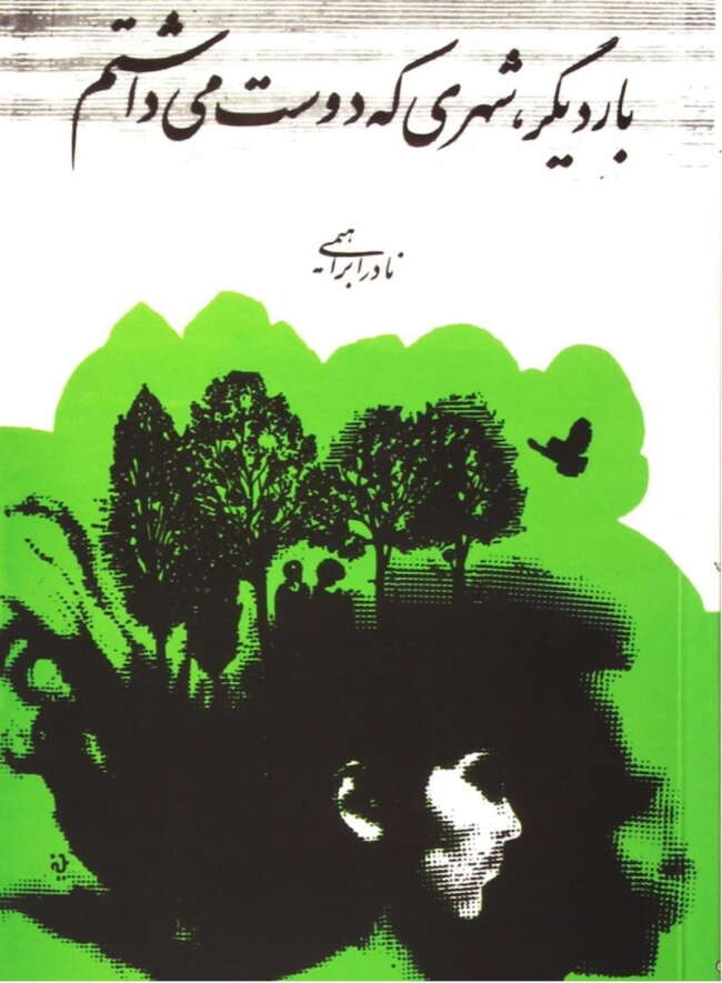 معرفی کتاب - نادر ابراهیمی - باردیگر شهری که دوست می داشتم
