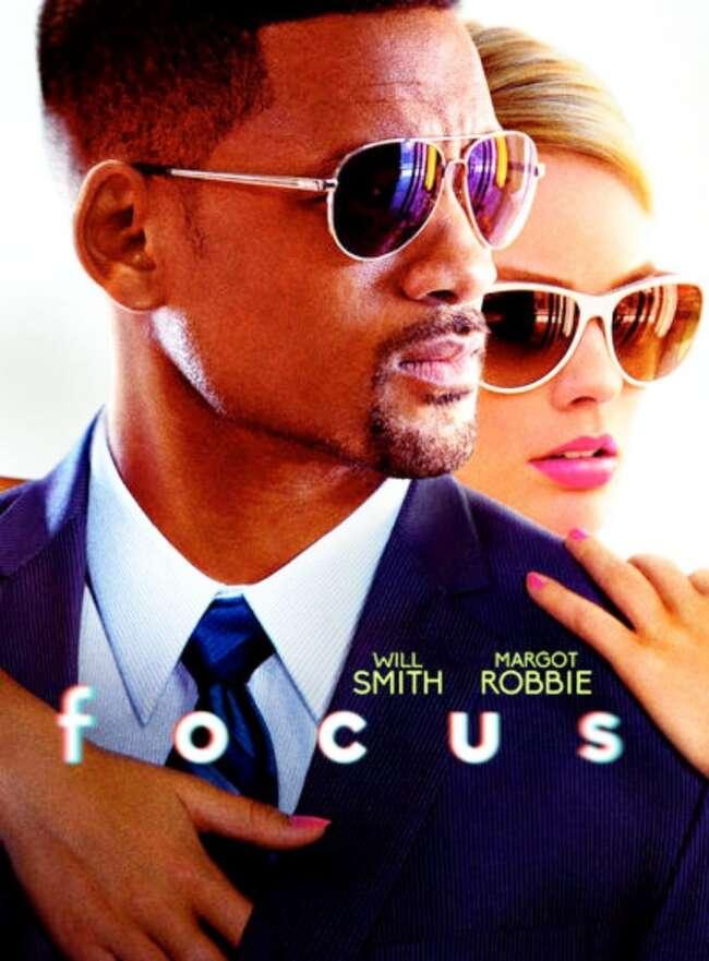 فیلم تمرکز - focus