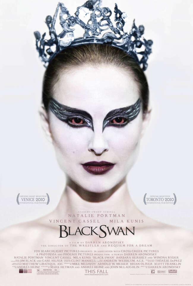 قوی سیاه - black swan