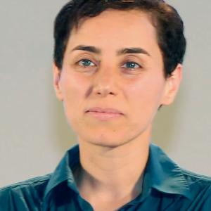 Maryam Mirzakhani 1 300x300 - زندگینامه مریم میرزاخانی نابغه ریاضی جهان