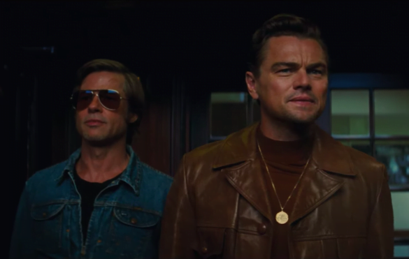Quentin Tarantino Once Upon A Time In Hollywood trailer 920x584 585x371 - معرفی فیلم روزی روزگاری در هالیوود ( Once Upon a Time In Hollywood )