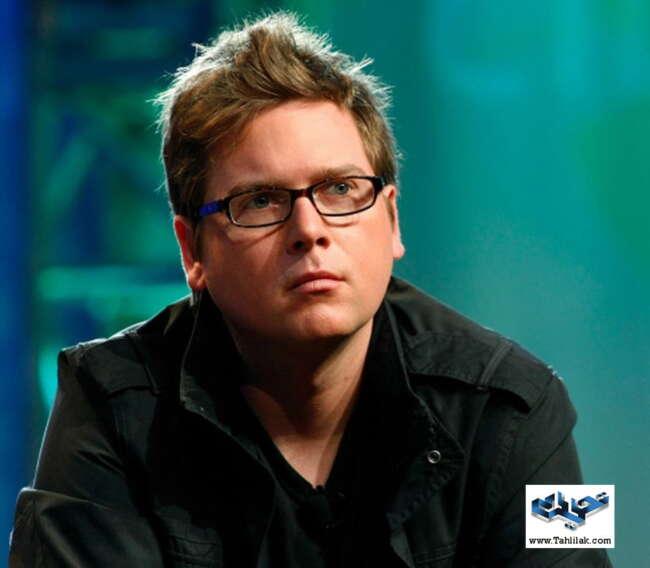 زندگینامه بیز استون از بنیان گذاران شبکه اجتماعی توییتر