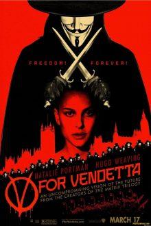 وی برای وندتا - v for vendetta