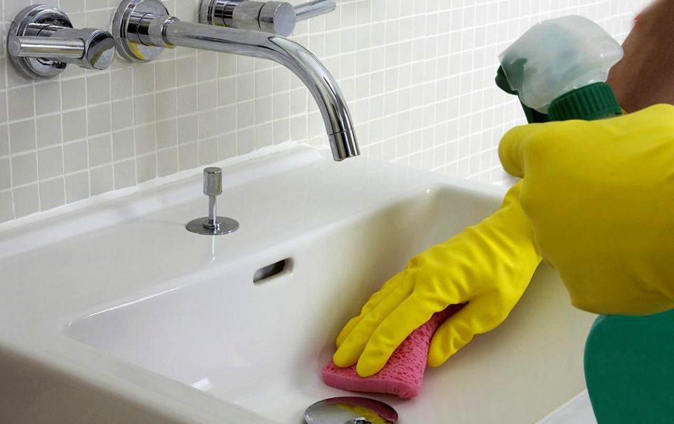 محیط خانه آلوده به میکروب