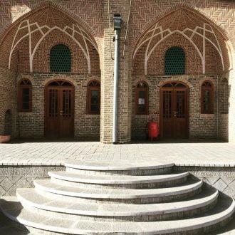 کاروانسرای خانات4 330x330 - «کاروانسرای خانات» یادگاری بجا مانده از دوران قاجار
