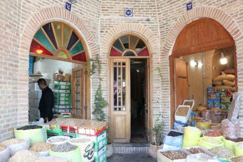 کاروانسرای خانات5 495x330 - «کاروانسرای خانات» یادگاری بجا مانده از دوران قاجار