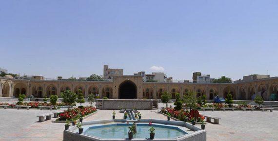 1cb25e9a 05d9 47bf 97d7 dc16b4aa0b69 570x290 - «کاروانسرای خانات» یادگاری بجا مانده از دوران قاجار