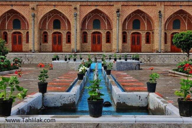 3d00b094 68e4 4026 843f 8c18d2cc7a14 - «کاروانسرای خانات» یادگاری بجا مانده از دوران قاجار