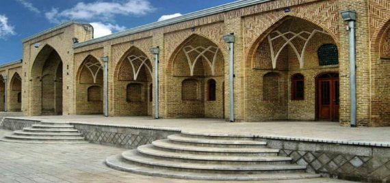 Untitled 2 1 850x400 1 570x268 - «کاروانسرای خانات» یادگاری بجا مانده از دوران قاجار