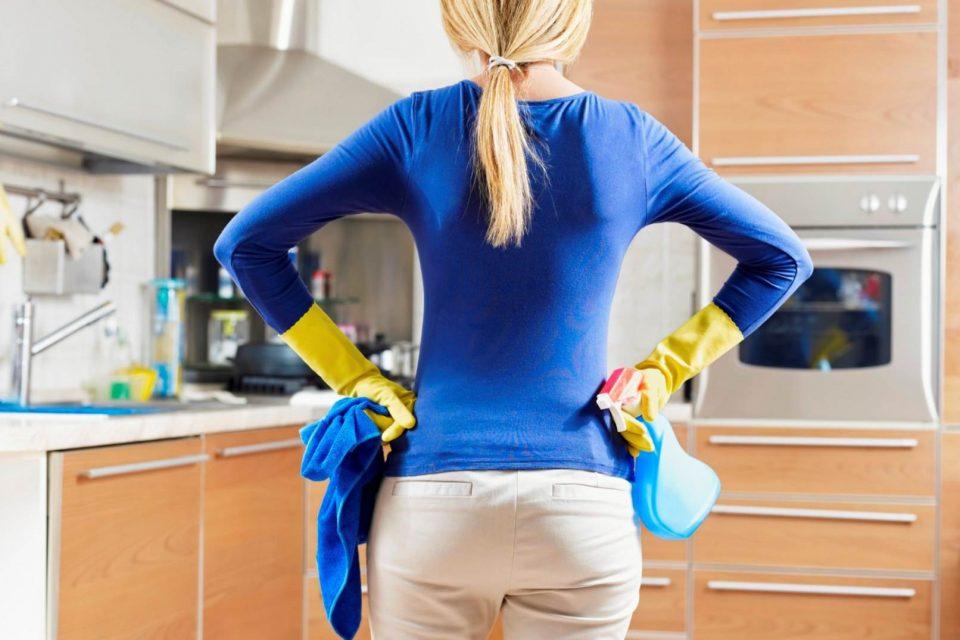 آسیب های خانه تکانی و راه های جلوگیری از آن