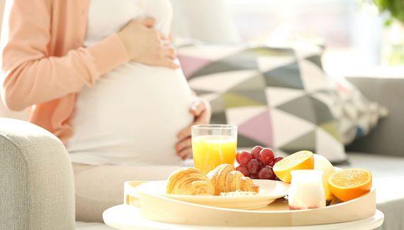 نکات تغذیه در ماه چهارم بارداری برای داشتن فرزندی سالم