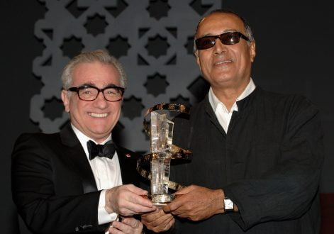 افتخارات عباس کیارستمی