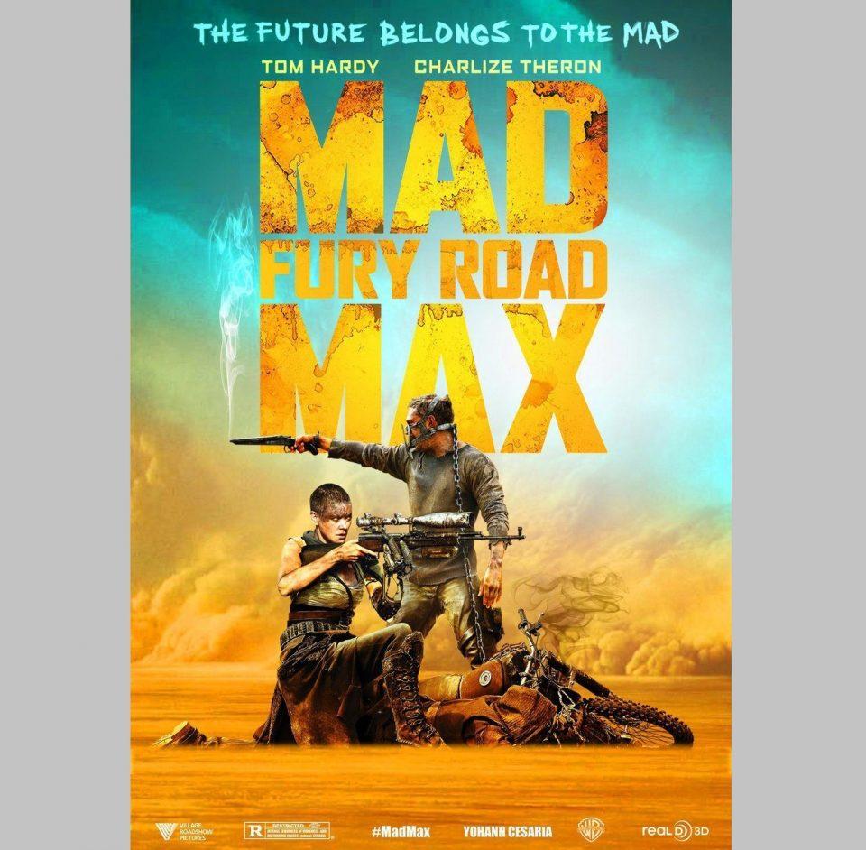 فیلم مکس دیوانه جاده خشم - Mad Max Fury Road