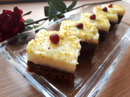 کیک محلبی