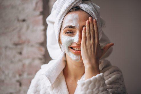 ماسک شیر برای پوست شفاف