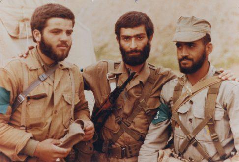زندگینامه شهید محسن وزوایی