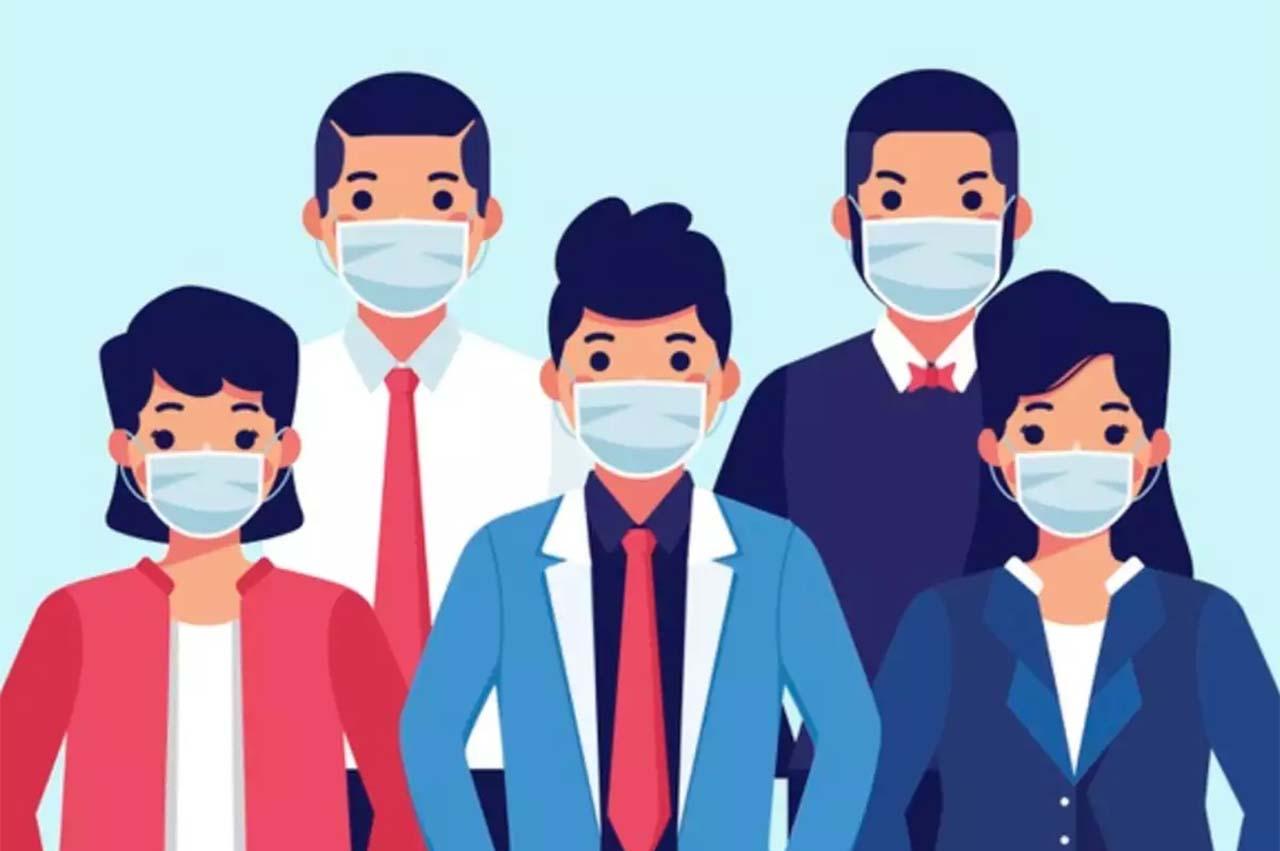 بایدها و نبایدهای ماسکهای صورت - ماسک و کرونا - نکاتی درباره ماسک زدن