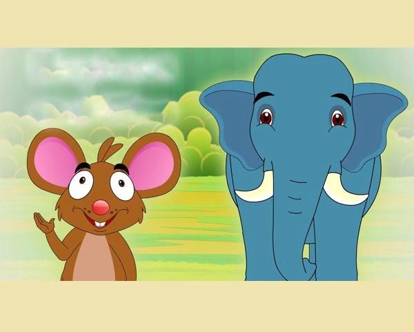 قصه کودکانه دندان فیل 2