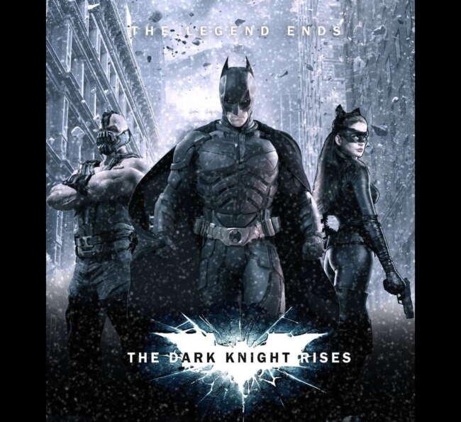 معرفی فیلم شوالیه تاریکی بر می خیزد ( The Dark Knight Risest )