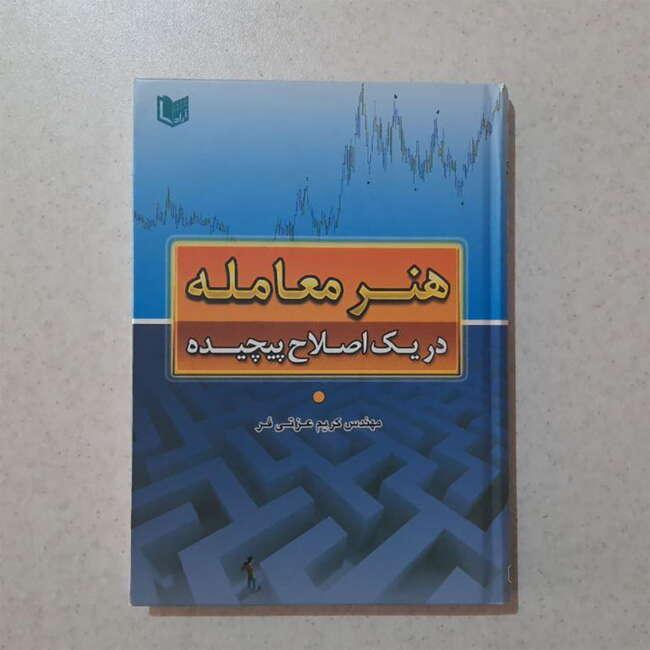 معرفی کتاب «هنر معامله در اصلاح پیچیده»