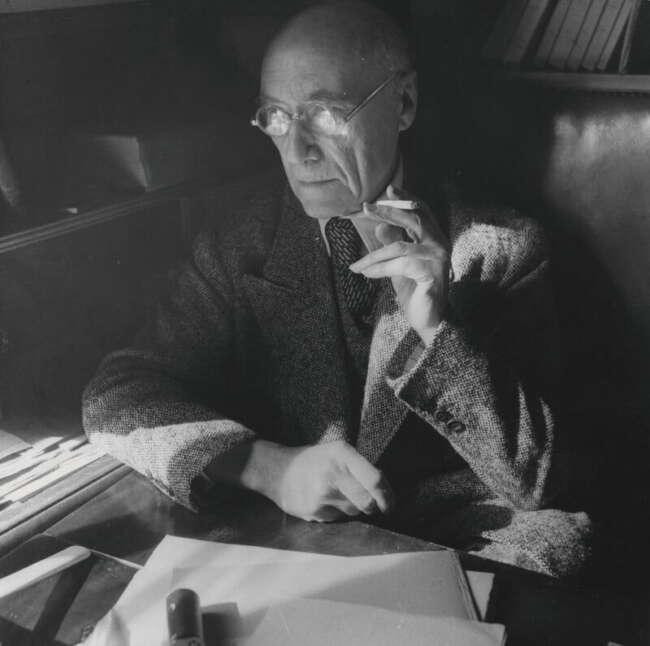 آندره ژید نویسنده مشهور فرانسوی