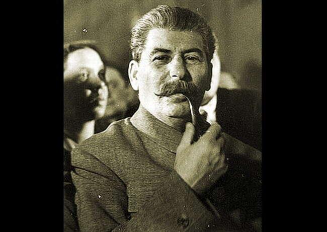 داستان کوتاه پیپ استالین
