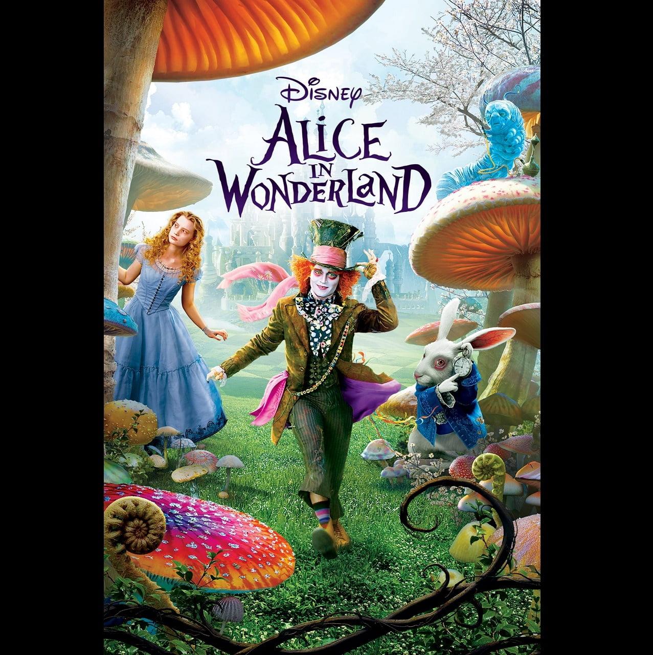 معرفی فیلم آلیس در سرزمین عجایب (Alice in Wonderland )