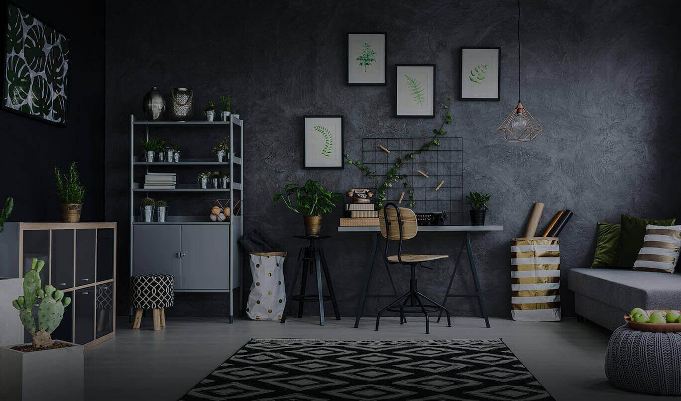 دکوراسیون داخلی منزل به سبک صنعتی