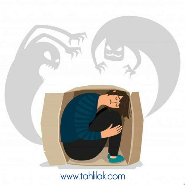 انواع افسردگی:افسردگی سایکوتیک