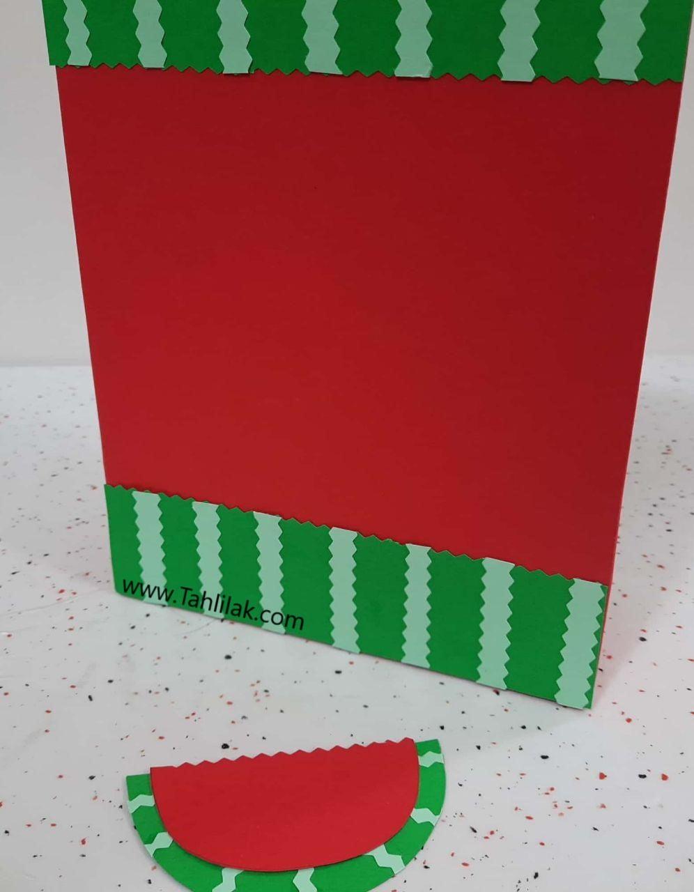 جعبه کاغذی یلدا