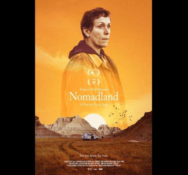 معرفی فیلم عشایر ( nomadland ) 2