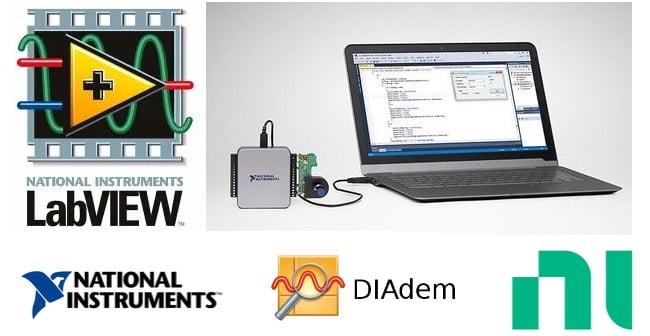 NI Multifunction IO DAQ Devices for PC based DAQ system Header