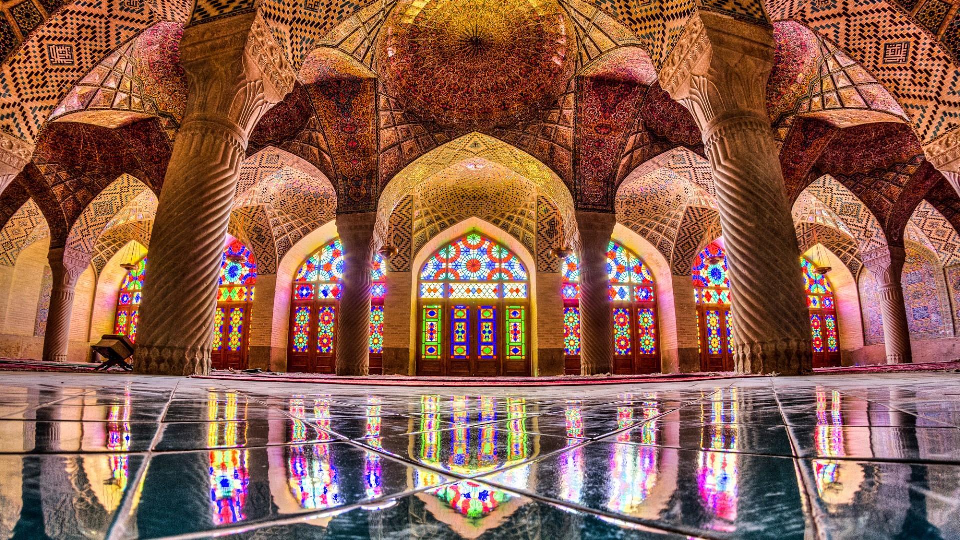اماکن گردشگری شیراز