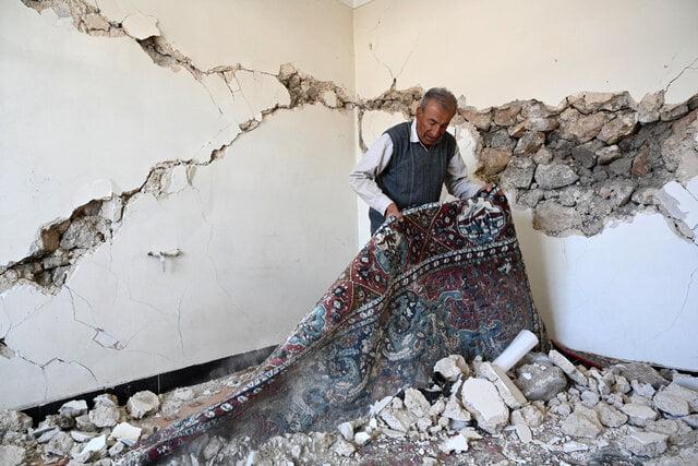 روزهای سخت در «سی سخت» - زلزله سی سخت