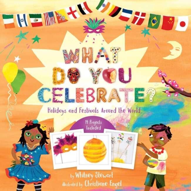 شما چه چیزی را جشن میگیرید از ویتنی استوارت ( what do you celebrate )