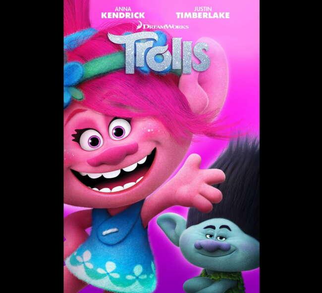 معرفی انیمیشن ترول ها ( Trolls )