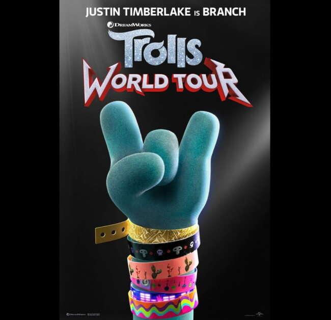 معرفی انیمیشن تور جهانی ترول ها ( Trolls World Tour )