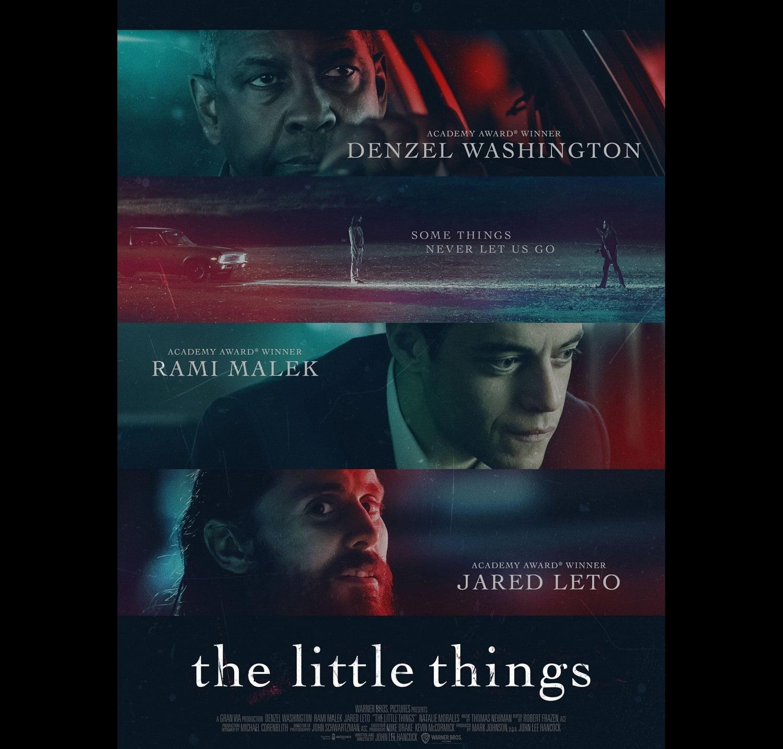 معرفی فیلم چیزهای کوچک ( The Little Things )