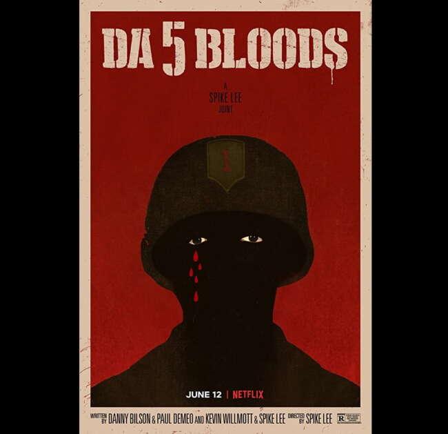 معرفی فیلم 5 هم خون ( Da 5 Bloods )