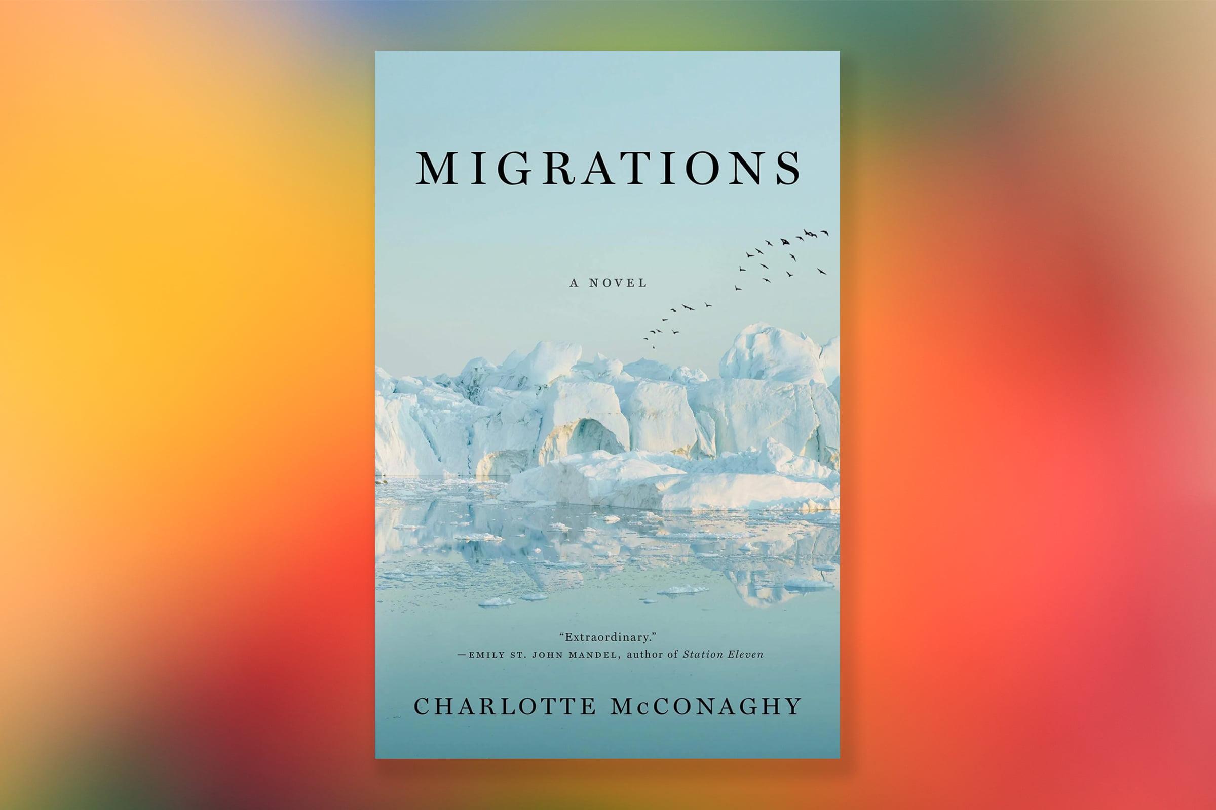 کتاب کوچ از شارلوت مک کانگی ( Migrations: A Novel ) - پر فروش ترین کتاب های ۲۰۲۰