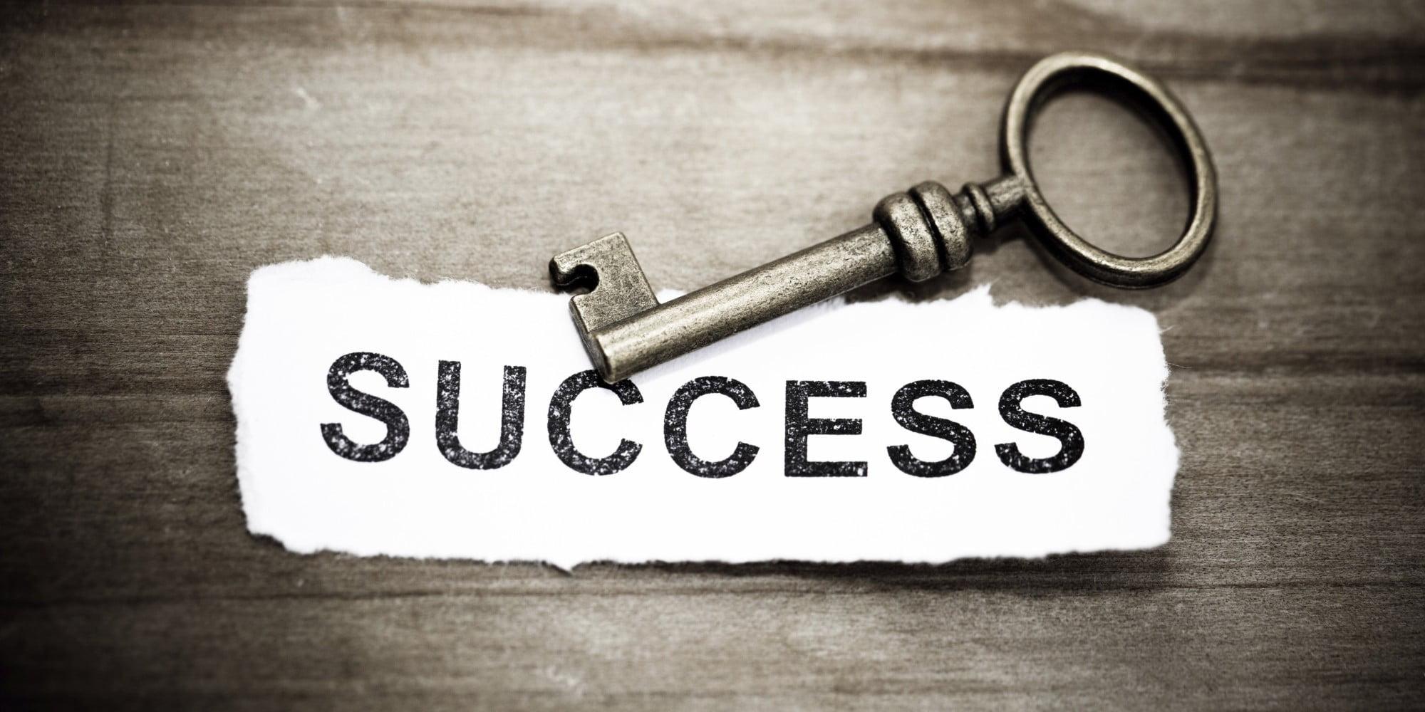 5 رمز موفقیت در زندگی و کسب و کار