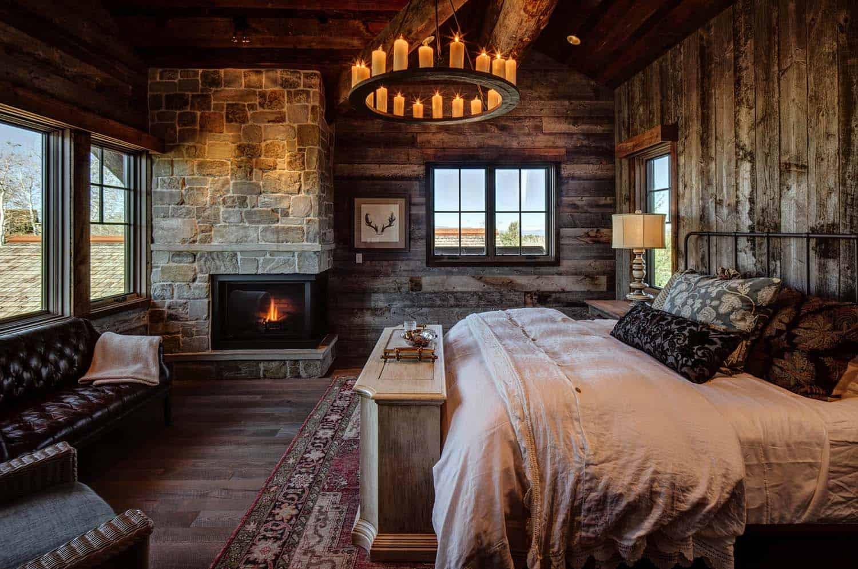 Outstanding Rustic Bedroom
