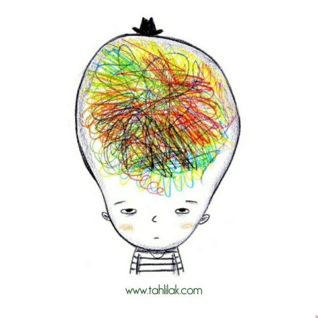 علائم اختلال اسکیزوفرنی در کودکی