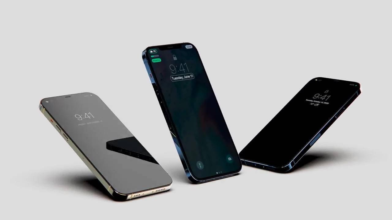 نمایشگر همیشه روشن آیفون ۱۳ اپل (iphone 13 apple)