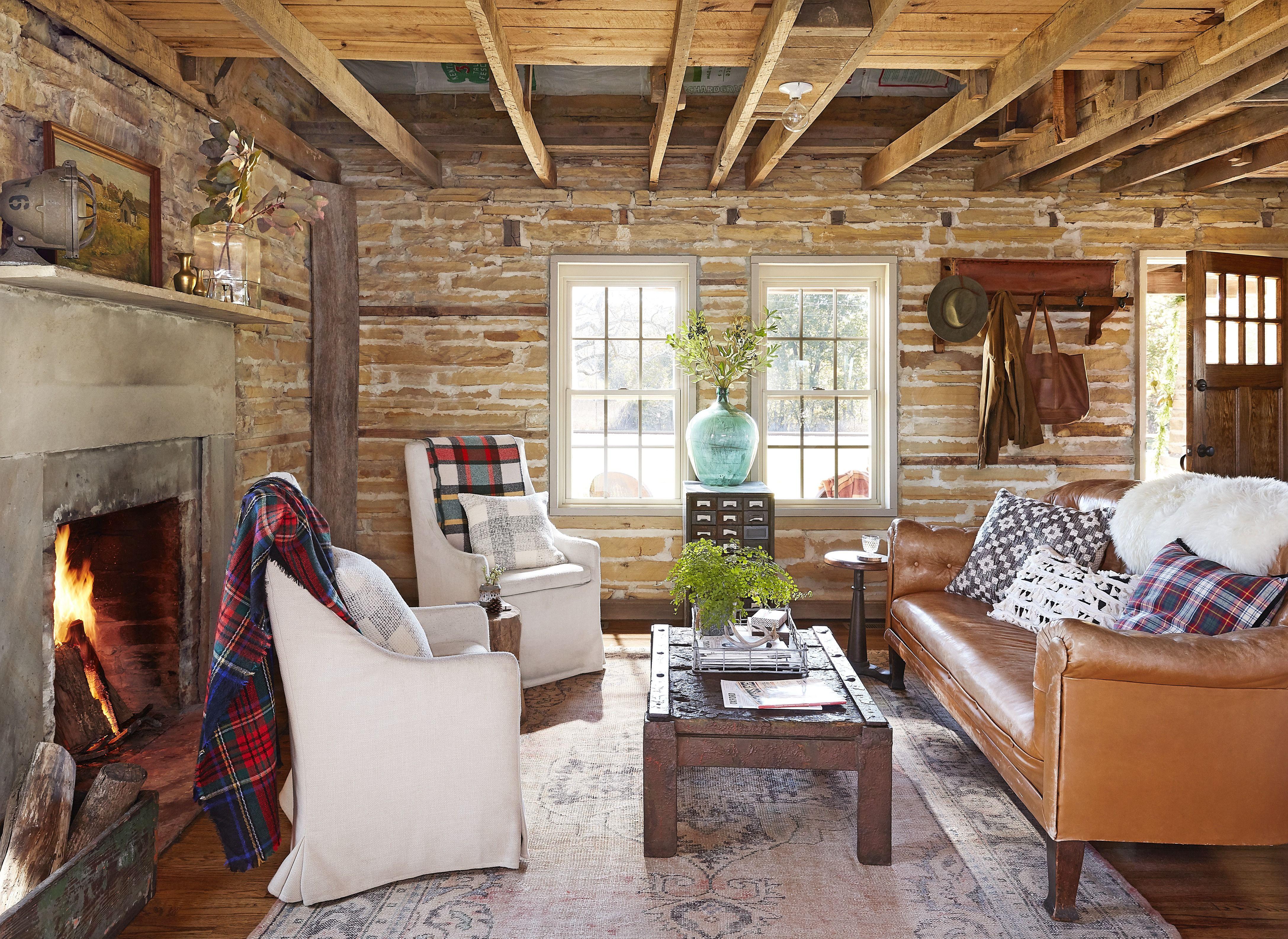 rustic living room ideas 1569465698